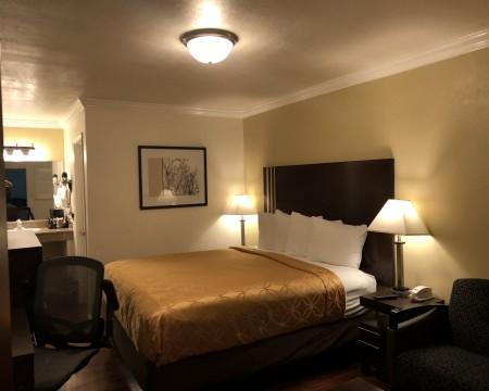 Lombard Plaza Motel - King Room
